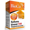 Bioco kurkuma kivonat kapszula