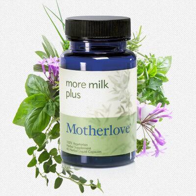 Motherlove More Milk Plus tejfokozó kapszula