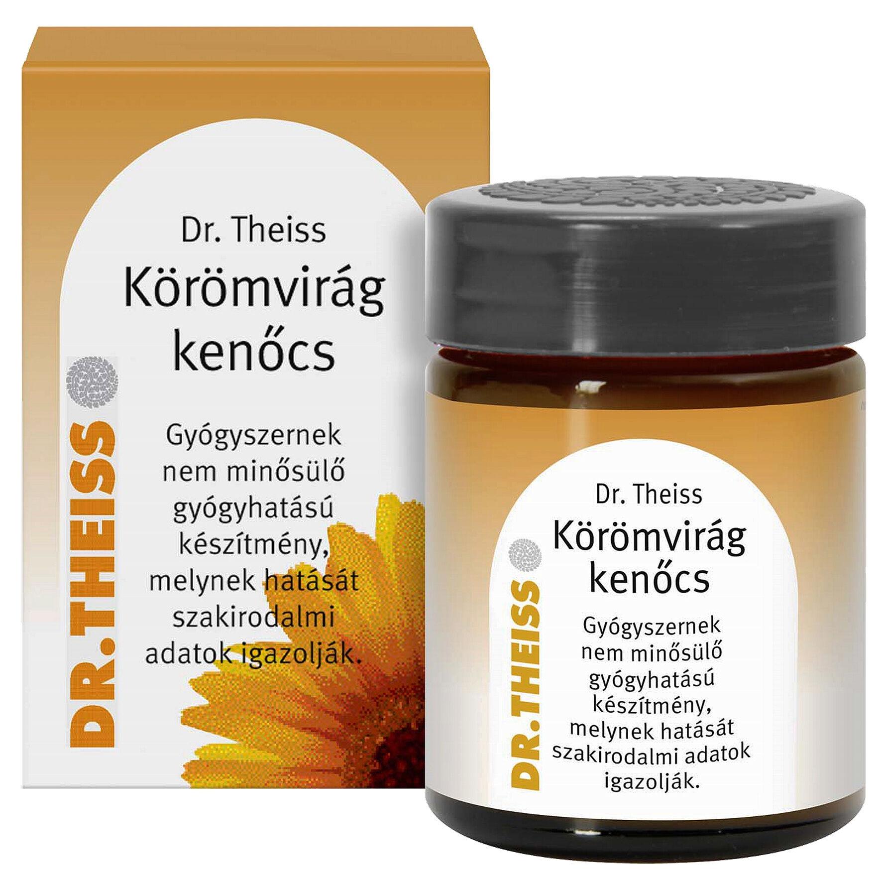 Dr. Theiss körömvirág kenőcs ízületi gyulladás ellen