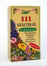 Primavera 111 Gyógynövény olaj