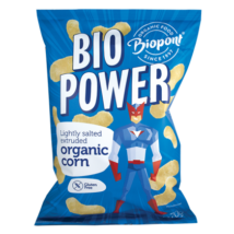 BIOPONT Bio Power Extrudált kukorica enyhén sós 70 g