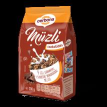Cerbona Müzli Csokis 200 g