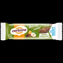 Cerbona Müzliszelet csokis-mogyorós 20 g