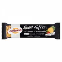 CERBONA Protein szelet Slim ananászos-goji bogyós 35 g