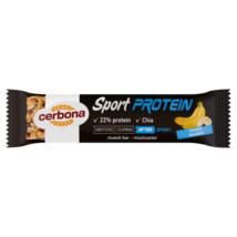 CERBONA Protein szelet banános 35 g