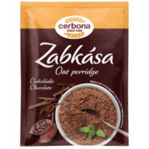 Cerbona Zabkása Csokoládés 55 g