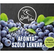 SZAFI FREE Lekvár Áfonya-szőlő 350 g