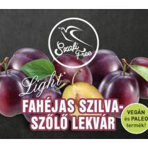 SZAFI FREE Lekvár fahéjas szilva-alma 350 g