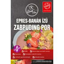 SZAFI FREE Zabpudingpor Eper-banán 300 g