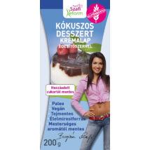 SZAFI REFORM Kókuszos desszert krémalap 200 g