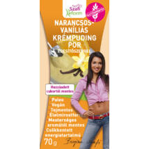 SZAFI REFORM Krémpudingpor narancsos-vaníliás 70 g