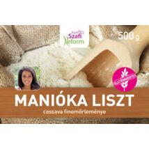 SZAFI REFORM Manióka liszt (cassava) 500 g