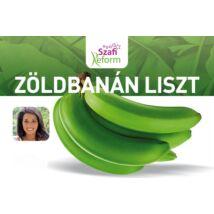 SZAFI REFORM Prémium Zöldbanán liszt 250 g