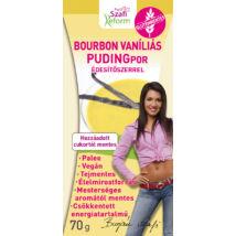 SZAFI REFORM Pudingpor Bourbon vaníliás 70 g