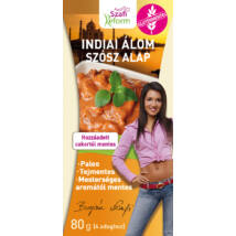 SZAFI REFORM Szósz alap indiai álom 80 g