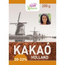 SZAFI REFORM Zsírszegény kakaópor (20-22%) 200 g