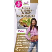 SZAFI REFORM Poralap Tejszínes-sajtos csirkemellhez 80 g
