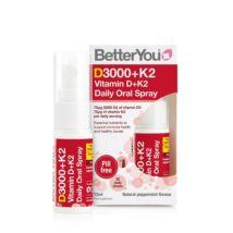 BETTER YOU D+K2 Vitamin Szájspray 12 ml