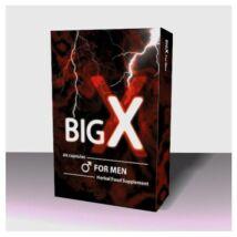 BIGX For Men Növényi étrend-kiegészítő férfiaknak 6 db