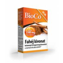 BIOCO Fahéj kivonat tabletta 60 db
