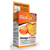 BIOCO Omega-3 kapszula Forte 100 db