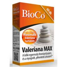 BIOCO Valeriana Max Tabletta 60 db
