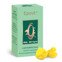 BIOEXTRA Epovit Ligetszépe olaj kapszula 60 db