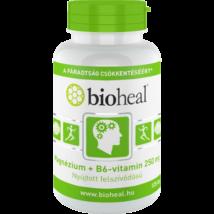 BIOHEAL Magnézium+B6-Vitamin Szerves és Nyújtott Felszívódású kapszula 105 db