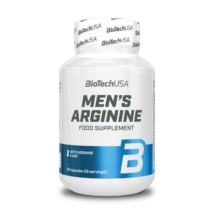 BIOTECH Men`s Arginine tabletta 90 db