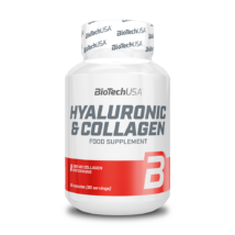 BIOTECH Hyaluronic Collagen kapszula 30 db