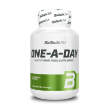 BIOTECH One-A-Day multivitamin tabletta 100 db
