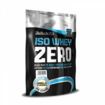 BIOTECH Iso Whey Zero vaníliás 500 g