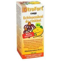 CITROFORT Grapefruitmag csepp+Echinacea+Cink 20 ml