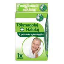 Dr. CHEN Tökmagolaj+halolaj kapszula 20 db