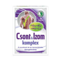 Dr. CHEN Csont Izom komplex tabletta 30 db