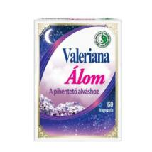 Dr. CHEN Valeriana Álom kapszula 60 db