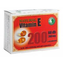 Dr. CHEN Natural vitamin E200 60 db