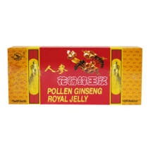 Dr. CHEN Pollen ginseng royal jelly ampulla 10x10 ml
