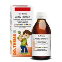 Dr. THEISS Aktív Immun Folyékony étrend-kiegészítő 200 ml