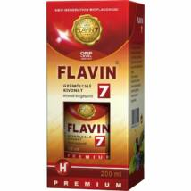 FLAVIN 7H Prémium gyümölcslé kivonat 200 ml