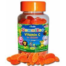 GUMMIZOO Gyerek Gumi C-vitamin 60 db