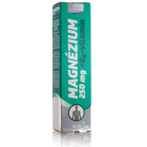 INNOPHARM Magnesium+B6 Pezsgőtabletta 20 db