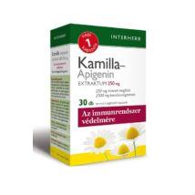 INTERHERB Kamilla extraktum kapszula 30 db