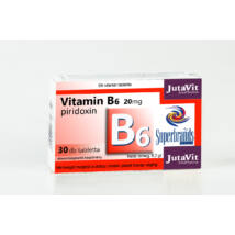 JUTAVIT B6-Vitamin tabletta 30 db