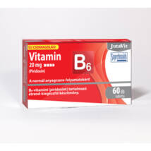 JUTAVIT B6-vitamin 20 mg (Piridoxin) tabletta 60 db