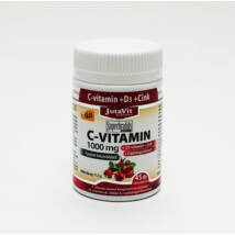 JUTAVIT C-Vitamin 1000 mg+D3+Csipkebogyó kivonat 45 db