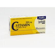JUTAVIT C-Vitamin 200 mg tabletta 30 db