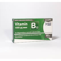 JUTAVIT B12-Vitamin tabletta  60 db