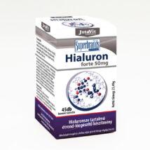 JUTAVIT Hialuron Forte 50 mg tabletta 45 db