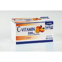 JUTAVIT C-Vitamin Rágótabletta gyerekeknek 70 db
